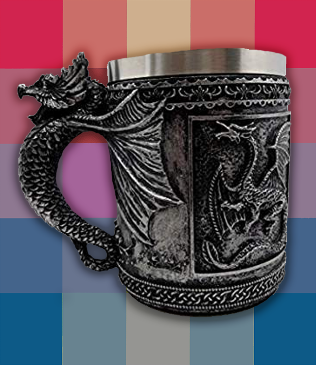 Mug Tasse Game of Thrones – Cuisine Dragon